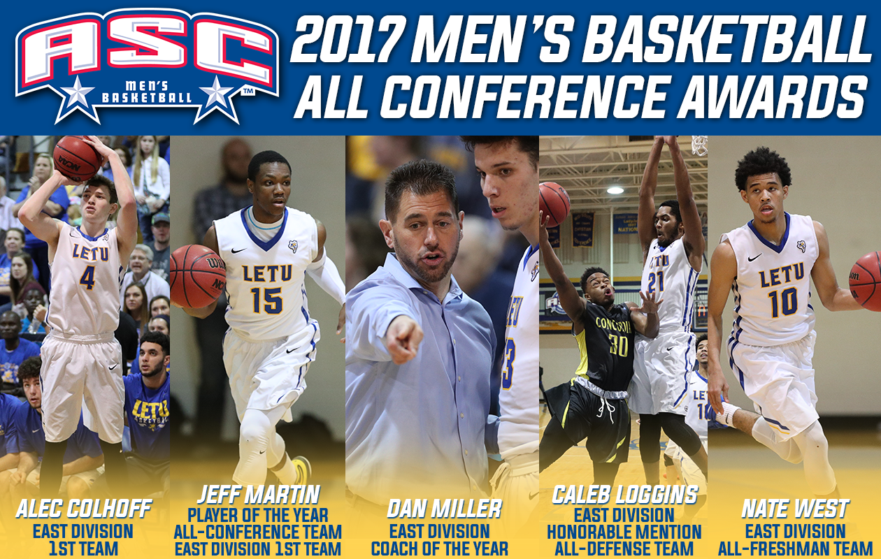 Martin Named East Division Player of the Year, Dan Miller Coach of